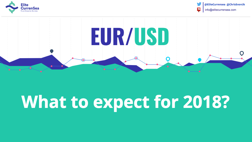 EUR/USD 📈 what to expect next for 2018? 💵 - ECS: Elite CurrenSea